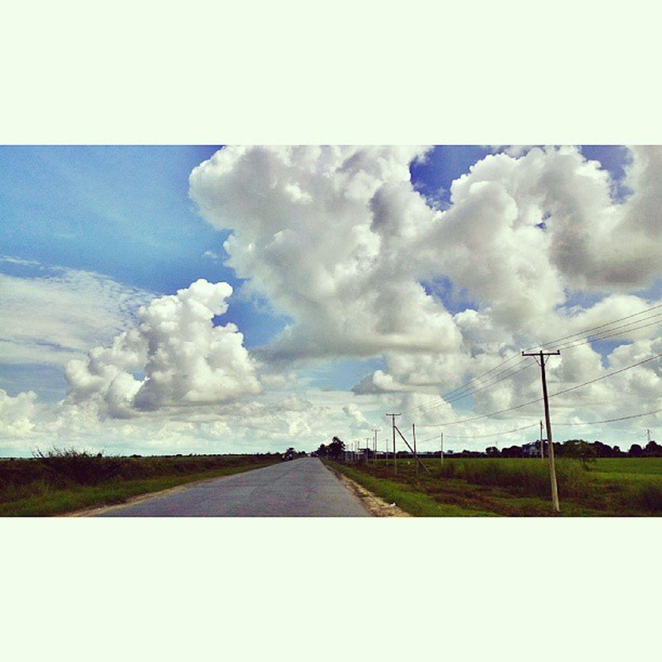 ဂ်စ္ပစီမိုးတိမ္ Jipsy Cloud Sky Highway instatravel travelgram myanmar igersmyanmar