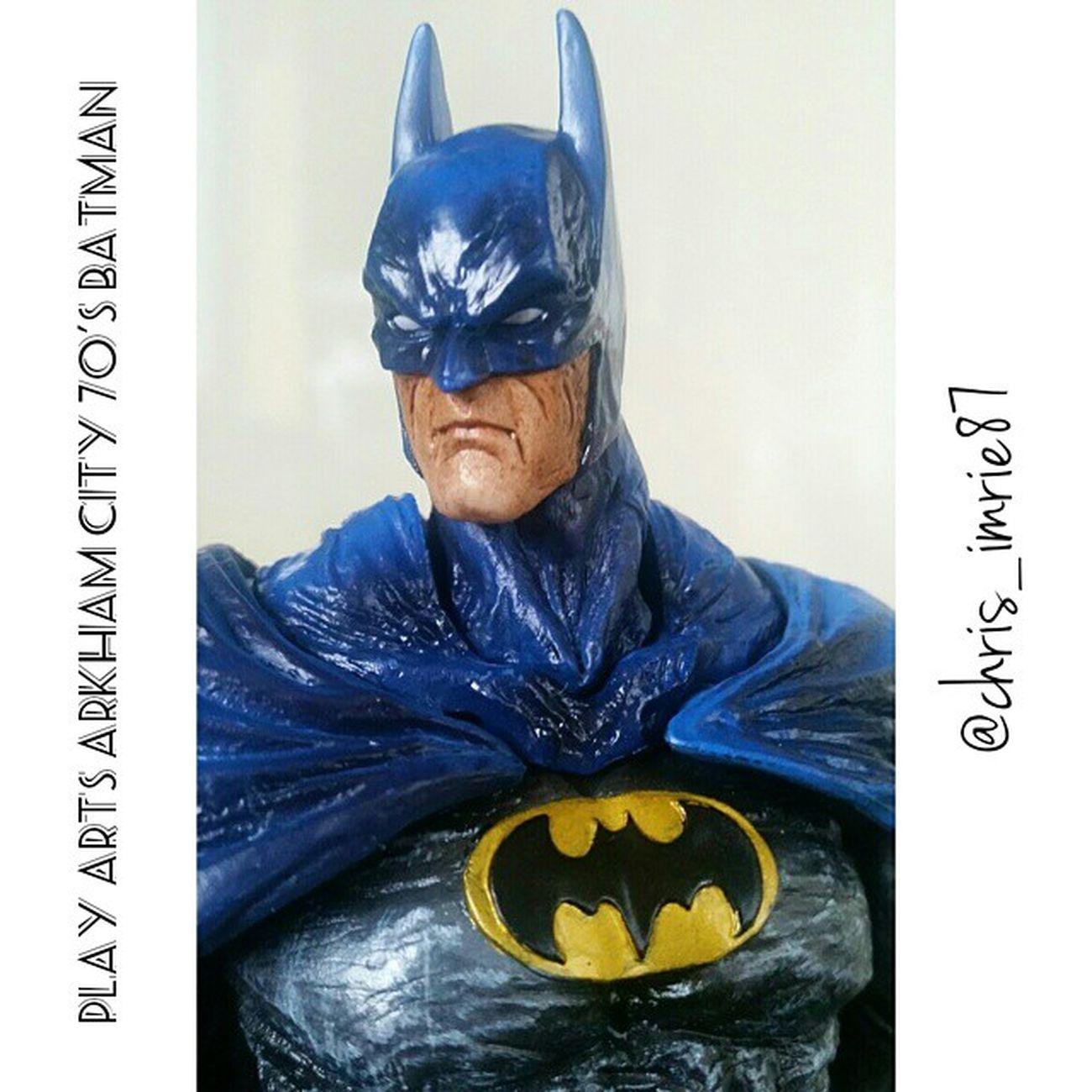 CultOfTheBatman Thebatforce BatGeek Geek GeekandProud Darkknight CapedCrusader DC Batman BatmanCollection Dccomics Dcuniverse DetectiveComics Playarts Playartskai Squareenix 70sBatman ArkhamCity Rocksteady Mancave ArkhamKnight