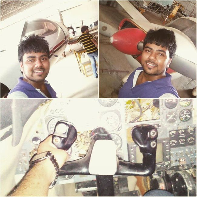 Post 35 Jet AeronauticalEngineer FeelingProud 😚 Training Hardwork