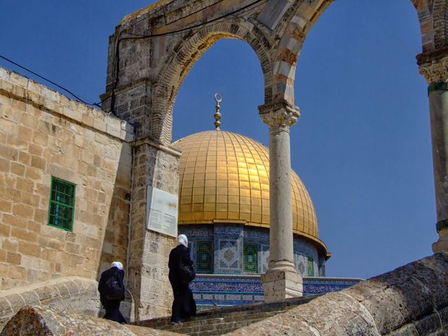 Dome of Rock Ancient, Aqsa, Arab, Arabic, Architecture, Capital, City, Culture, Dome, East, Faith, Famous, God, Gold, Golden, Historic, Historical, History, Holy, Islam, Islamic, Israel, Jerusalem, Land, Landmark, Middle, Mosque, Mount, Muslim, Of, Old, Palestine, Pal Trust, Belief, Confidence, Conviction; Optimism, Hopefulness, Hope Architecture Building Exterior Built Structure Dome Faith, Belief, Worship, Creed; Sect, Mosque, Cult, Denomination Famous Place Historical, Past, Bygone, Ancient, Old, Former History International Landmark Palestine, Israel, Palestinian, Israeli, Jew, Moslem, Islam, Middle East, Old City, Jewish, Place Of Worship Religion