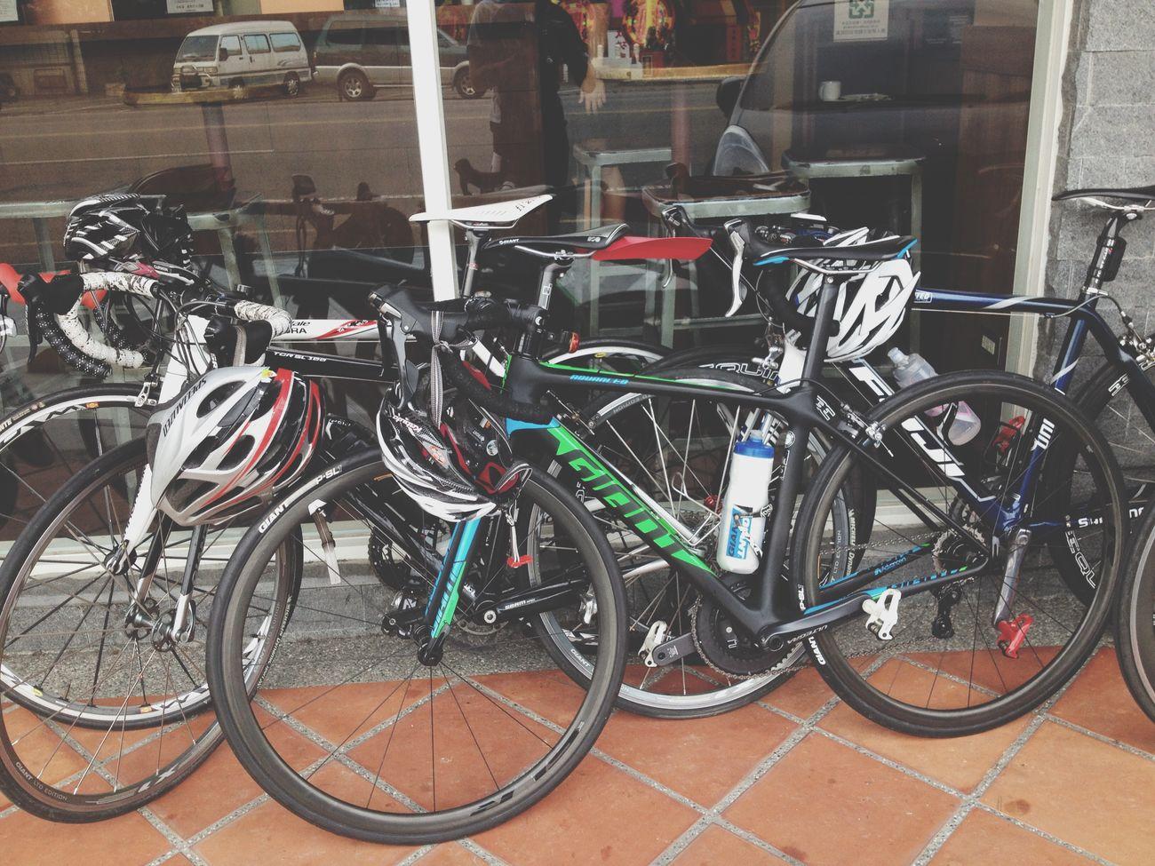 Cafe Latte Enjoying The View Enjoying Life Relaxing Beautiful Nature Bikes