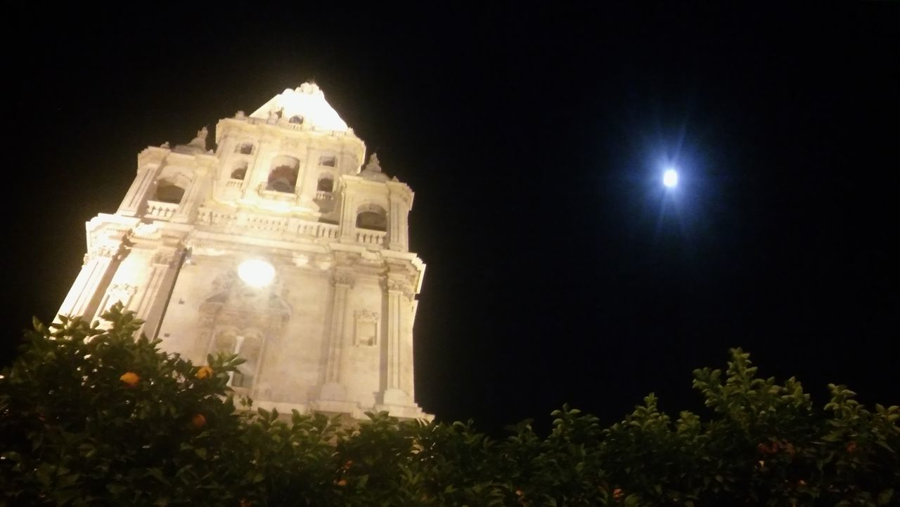 Night No People Murcia Catedral Torre Cathedral Noche Moon Luna Tower Paseo Walking Around
