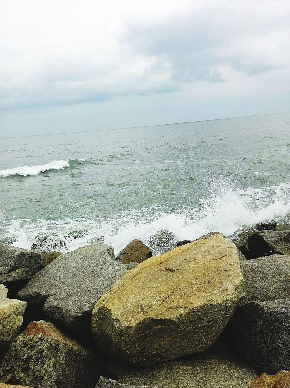 North carolina the ocean is wonderful. Relaxing Enjoying Life First Eyeem Photo