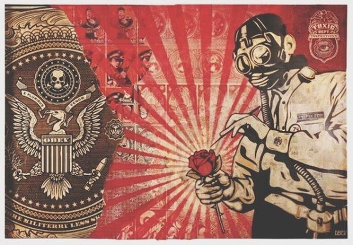 Street Art Shepard Fairey