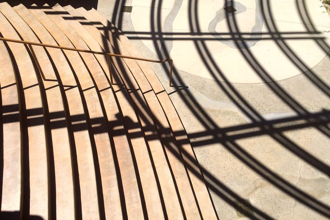 Staircase Shadows Pattern Pieces