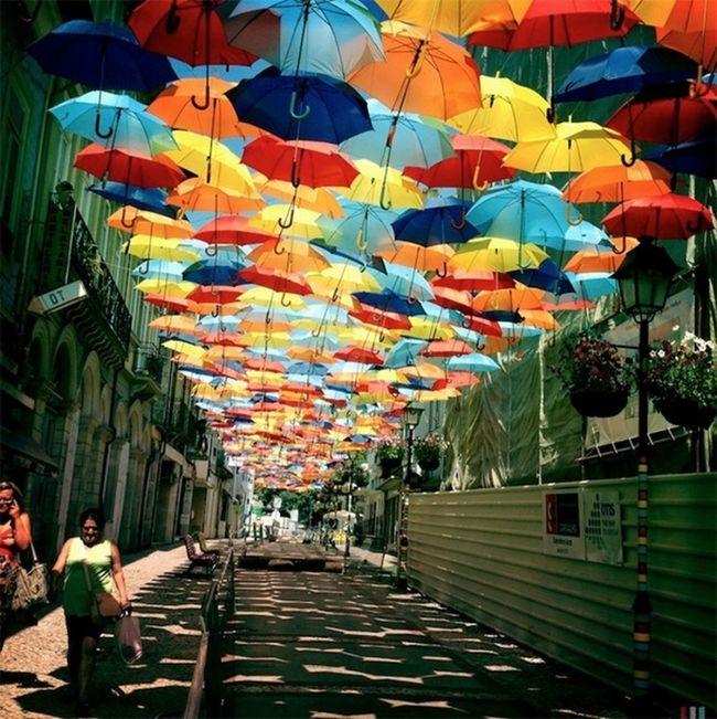 arte callejero efimero...