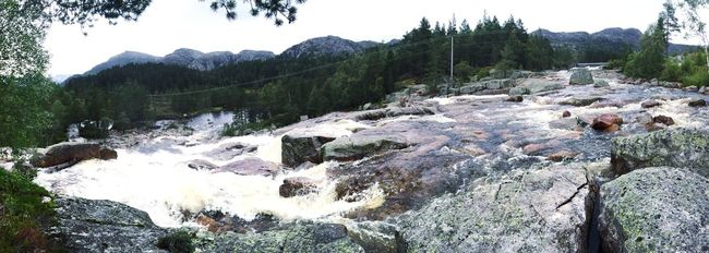 Norway Kvinlog Waterfall Water Norge Mountains Mountain Range Wild Wildlife Wildlife & Nature Nature Vann