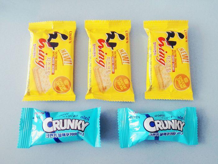 Hungry Korea Snack Crunky