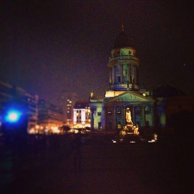 It's a magical place Berlinleuchtet