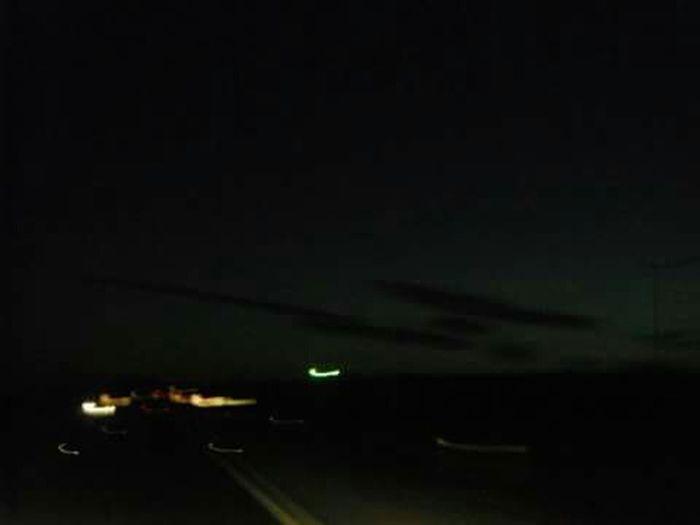 Dando El Rol cae la Noche Cielo Oscuro ... My Spirit Live Darkness And Light Highway