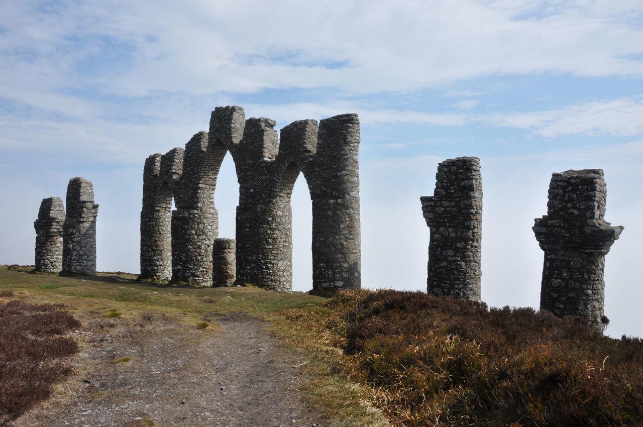 Beautiful stock photos of scotland, Alness, Architectural Column, Built Structure, Cloud - Sky