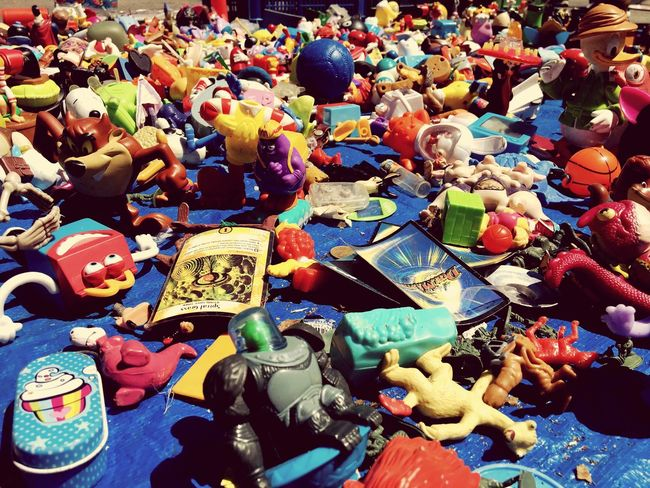 Abundance Multi Colored High Angle View Large Group Of Objects Full Frame Colorful Crowd Toys Toys4life Toysphotography Toystory