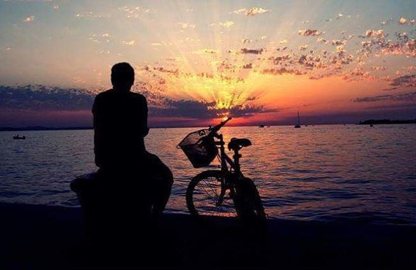 Amazing Day Again Beach Outoftheworld Alldaylong No_phone Forgotit Sunset Swimming Amashake Workoutmotivation Moonandstars Burningfire JustLoveIt Repeatplease
