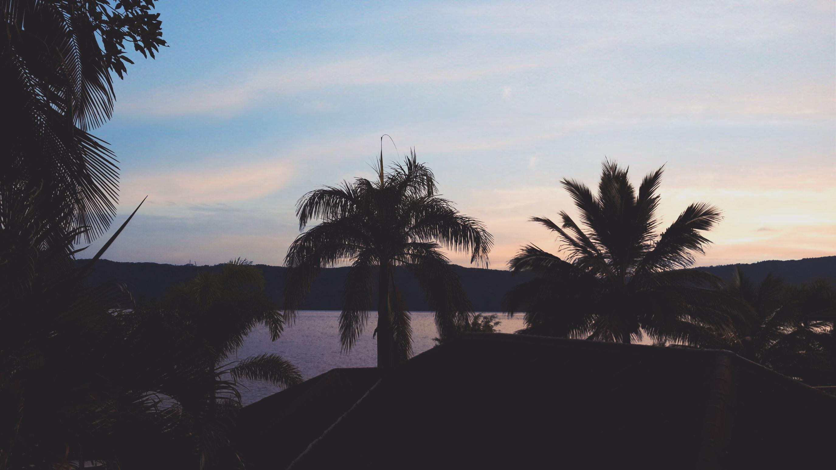 Morning world!?? Good Morning Samosirisland Sunrise Explorenorthsumatera