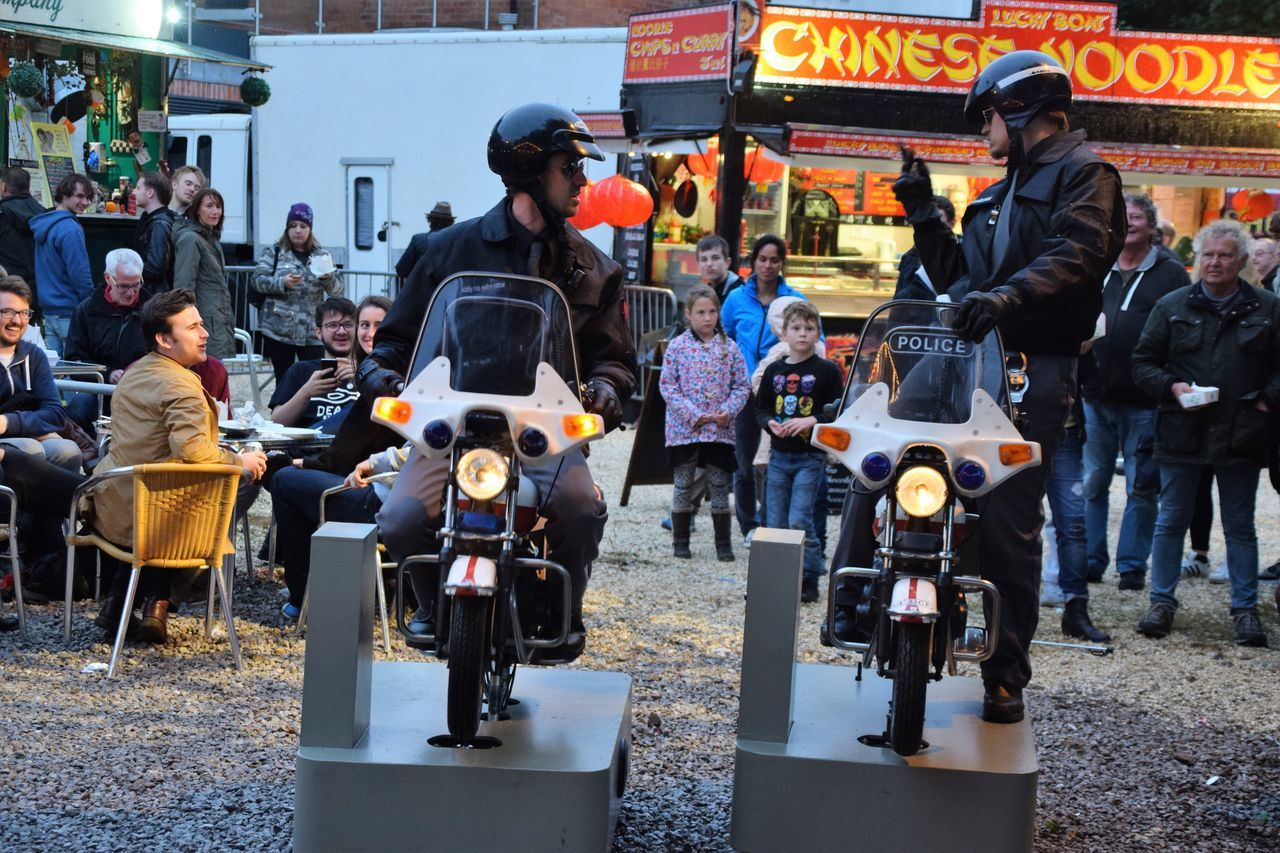 Comedy Festival Freedom Festival 2016 Hull Hull 2017 Hull City Of Culture 2017 Hull2017 Kids Rides Motorbikes Police