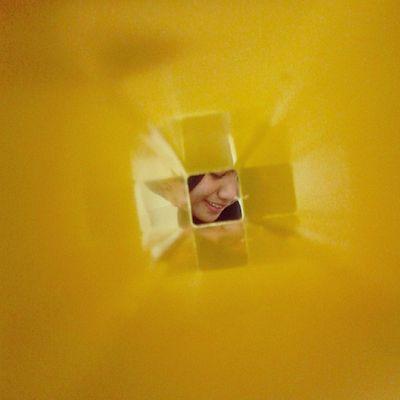 Makeshift lens from some kinda lego brick. Am I professional yet?