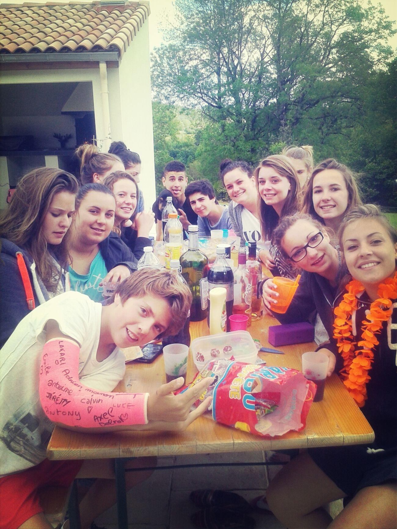 les amis ♥