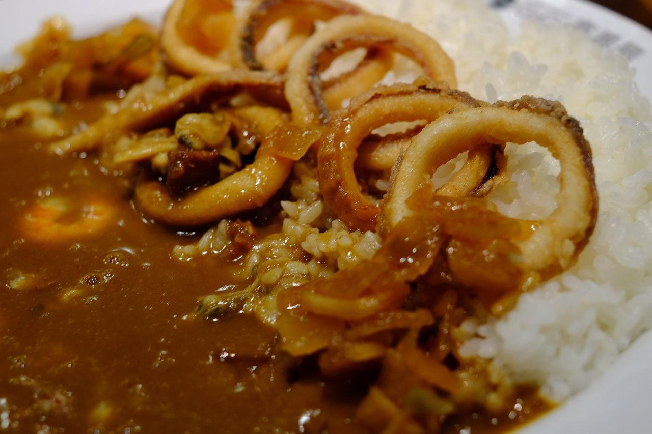 ココ壱のカレー CoCo壱番屋 Food Foodphotography Foodporn Fujifilm Fujifilm X-E2 Fujifilm_xseries Japan Japan Photography Japanese Food カレー カレーライス ココ壱 日本 福神漬け大好き