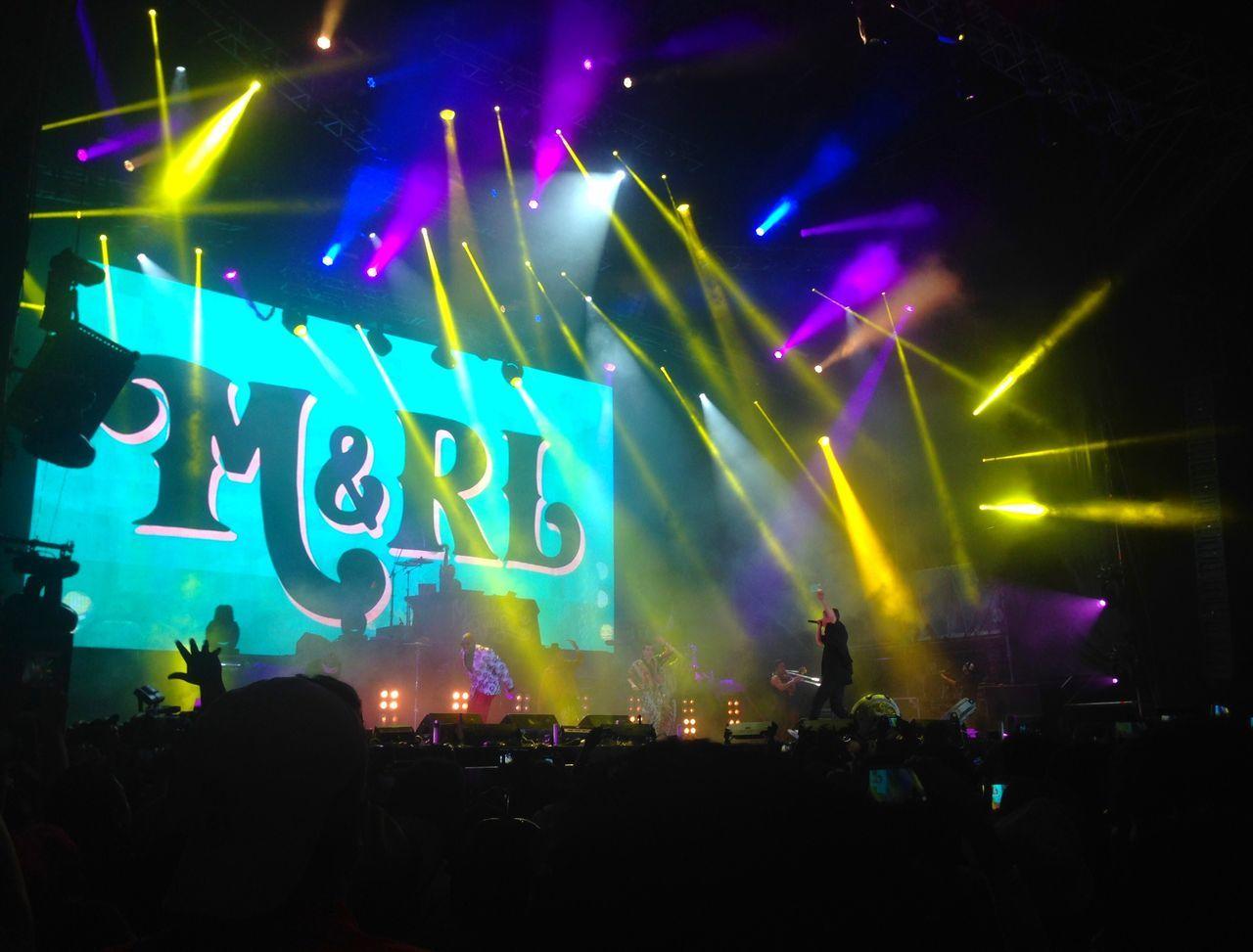 Better Together Macklemore & Ryan Lewis Cumbretajin Concert