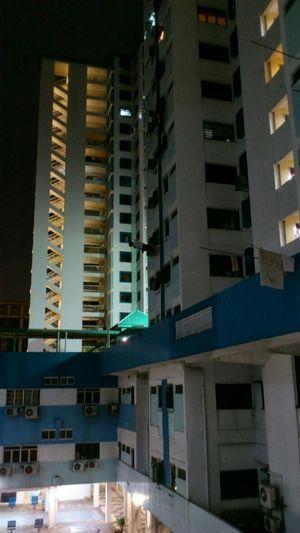 Singapore- Chin Swee Road housing estate SonyEricssonST18i Mobilephotography