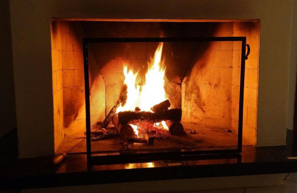 Beautiful stock photos of fireplace, , Burning, Fireplace, Firewood
