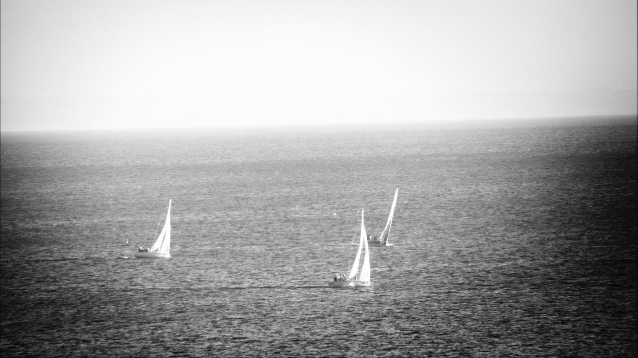 The sea and the boats.. Watching Boats Eyeem Black+white Eye For Photography Eyeem Monochrome