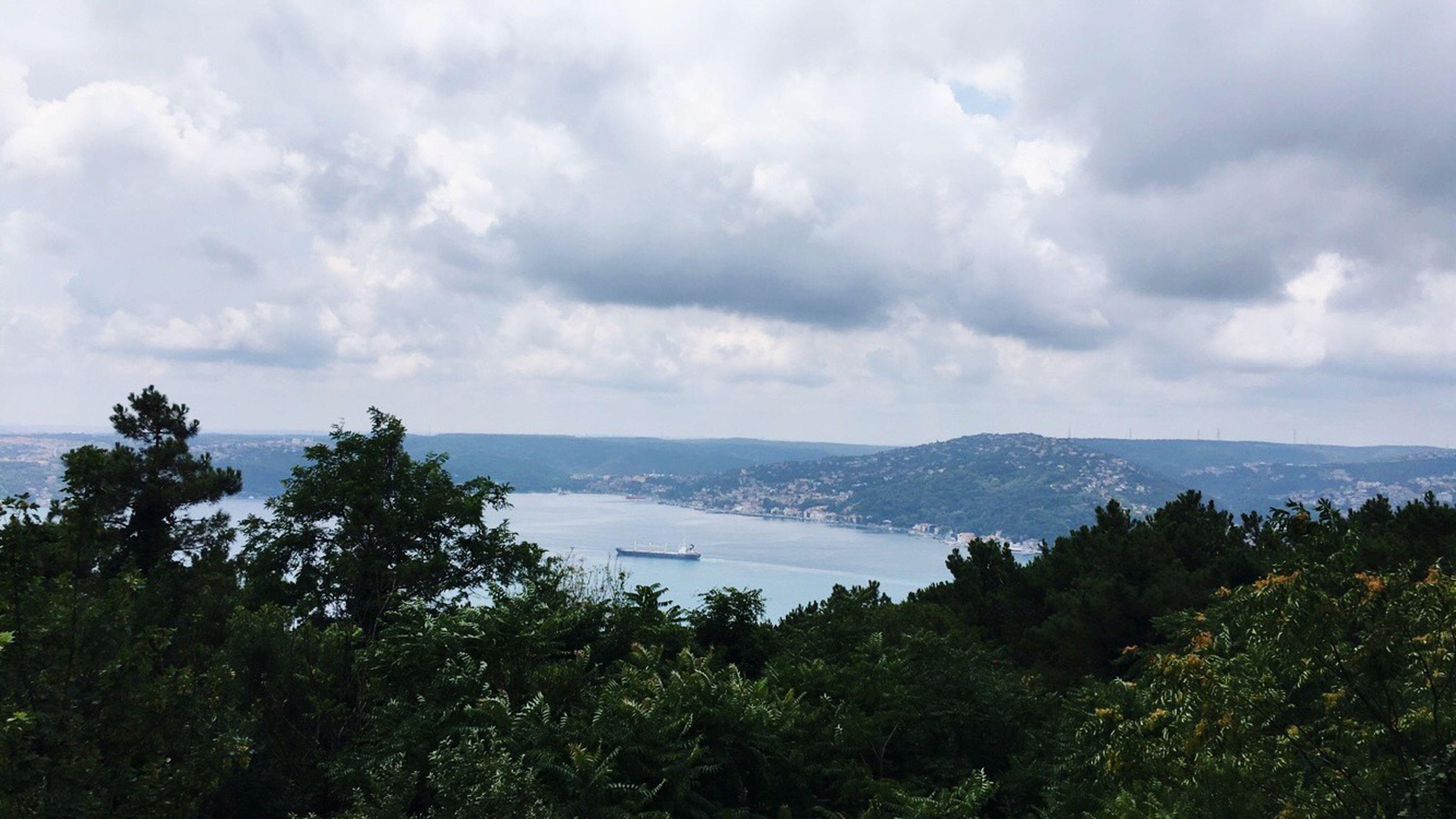 Bosphorus Istanbul Beykoz Marmara And Blacksea