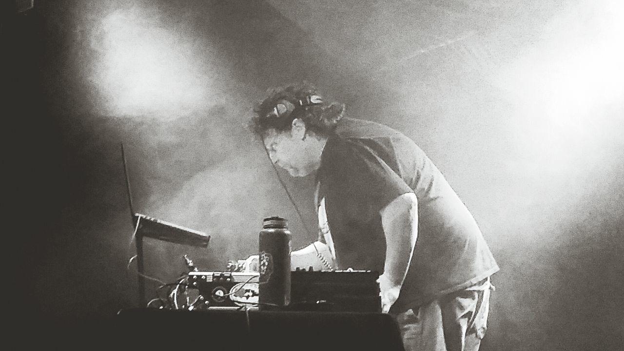 DJ JEFFREY JAMES Dj Life Abstract Mafia Studio Alley Bar