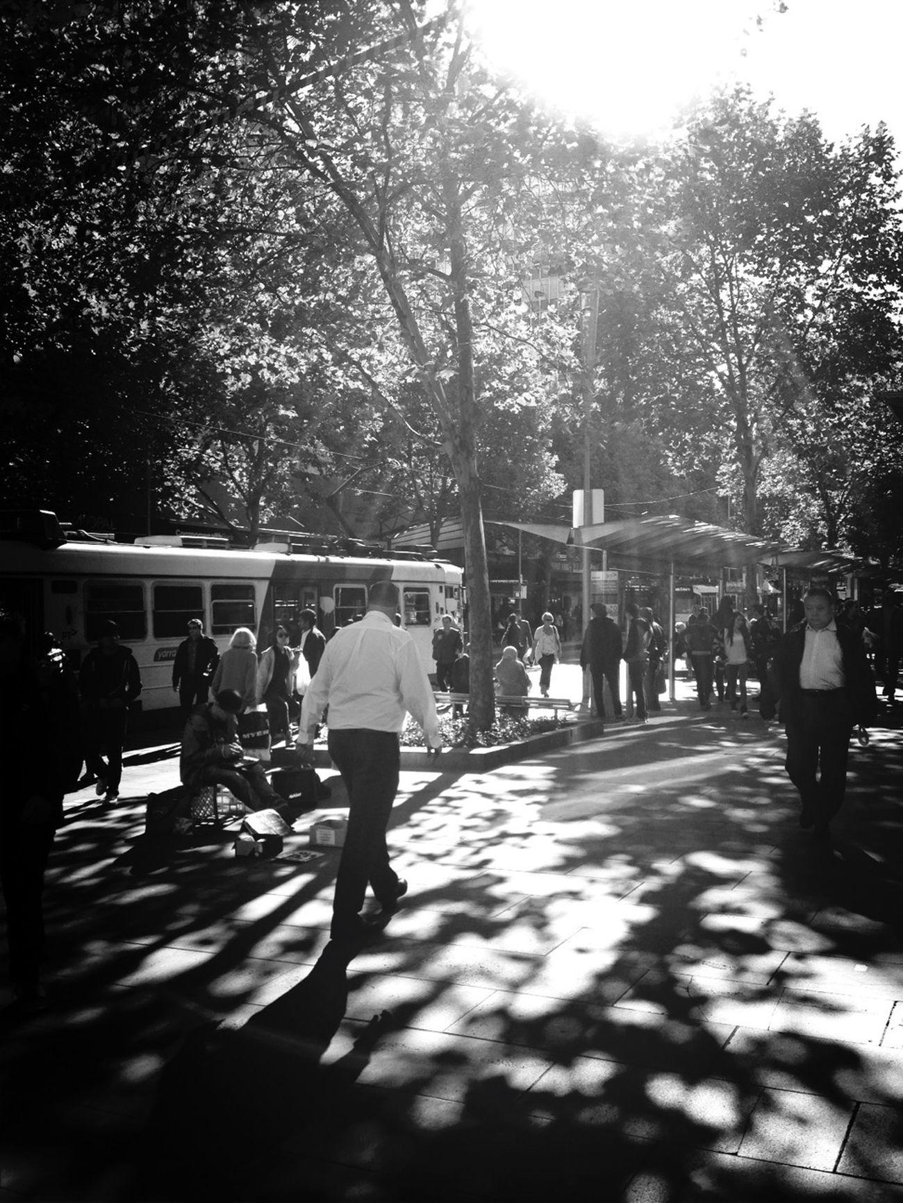 Swanston St #Melbourne
