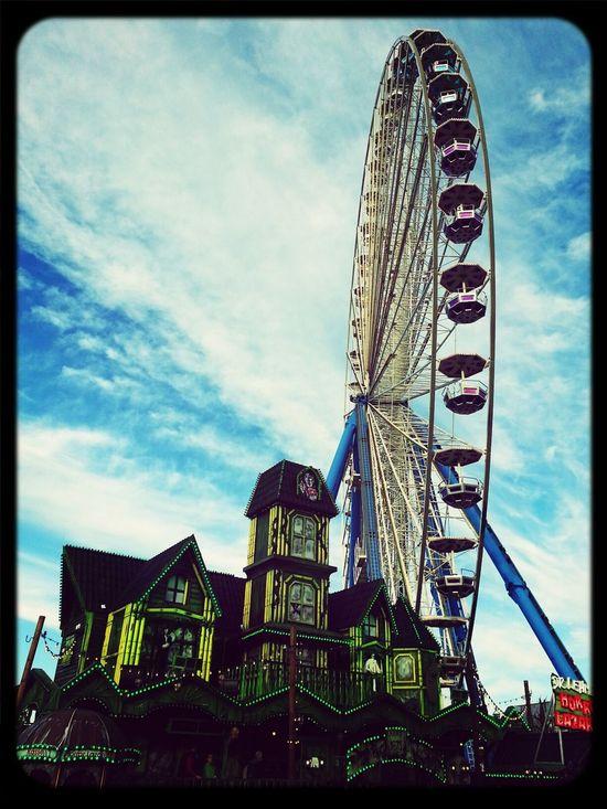Funny Big Wheel House of Horror