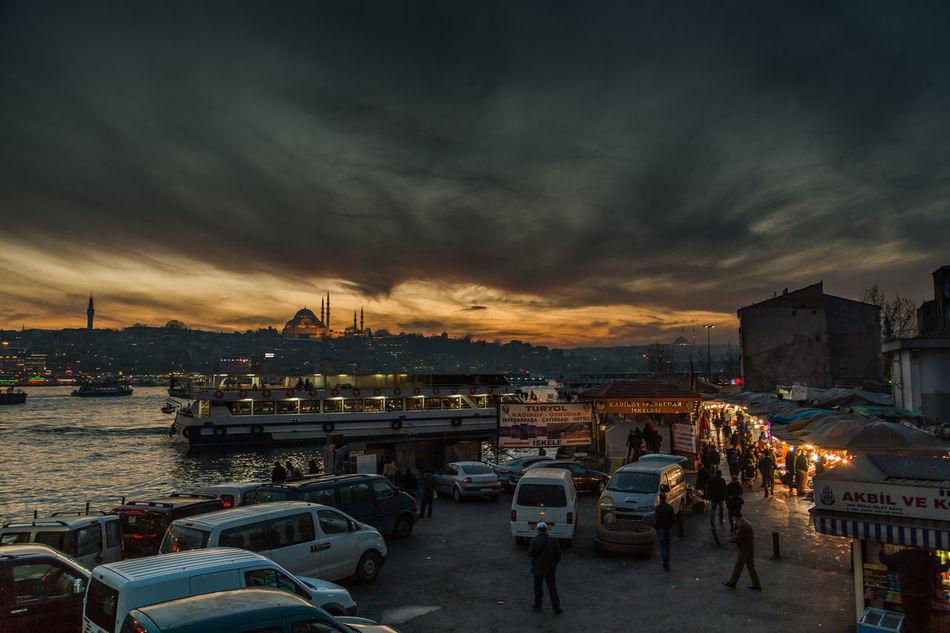 #fish Market #fishmarket #istanbul #market #sunset #sun #clouds #skylovers #sky #nature #beautifulinnature #naturalbeauty #photography #landscape #Turkey Cloud - Sky Dramatic Sky Sky Travel Destinations