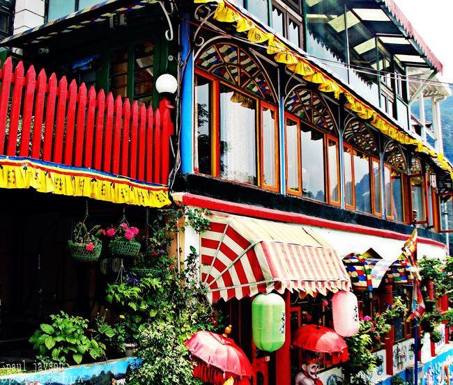 The Tourist Incredible India Restaurant Art