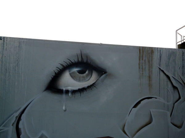 Close-up Day Eyeball Eyelash Eyesight Human Eye One Person Outdoors