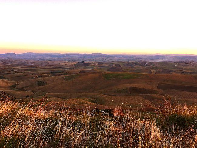 Italy Southitaly Basilicata Scenics Landscape Countryside Sunset