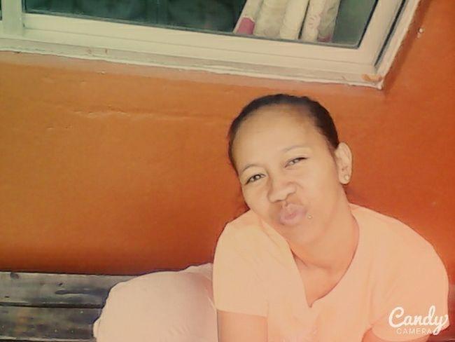 Taking Photos Selfie ♥ Hi! Tahiti Lovelife