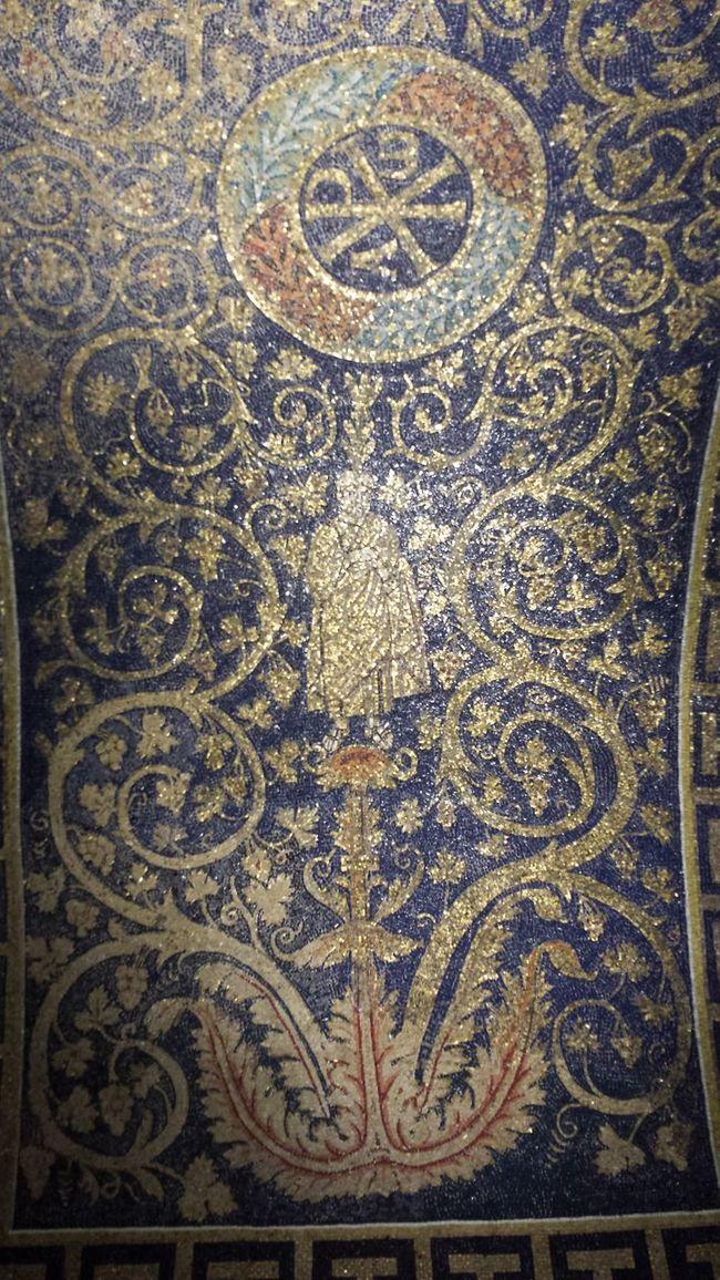 Mosaic Art Ravenna Galla Placidis