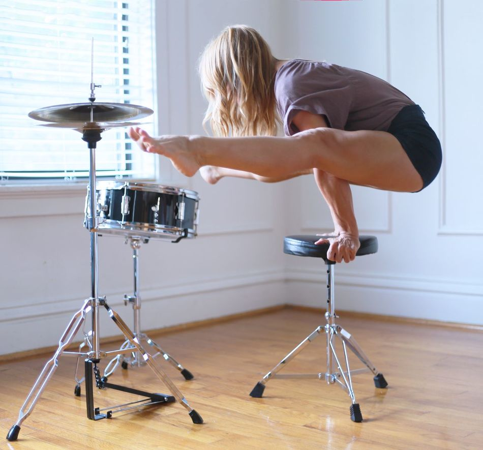 Beautiful stock photos of yoga, 45-49 Years, Activity, Arts Culture And Entertainment, Balance