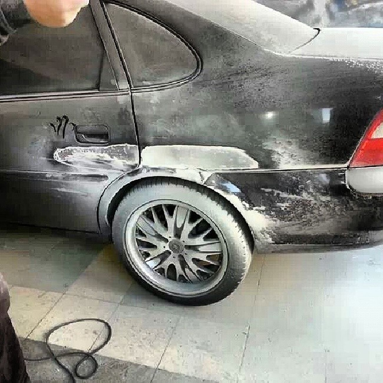 My babe under construction Vectra Tuning Modifiye Opel vectra tuning modifiye iskenderun