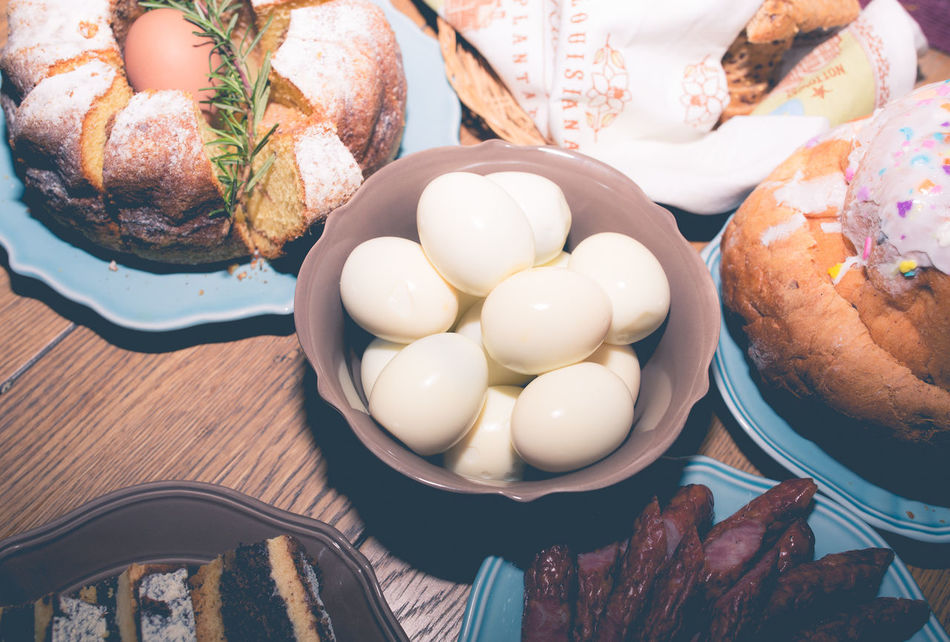 Beautiful stock photos of ostern, Boiled Egg, Bowl, Breakfast, Bunt Cake