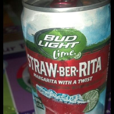 Budlight Strawberita