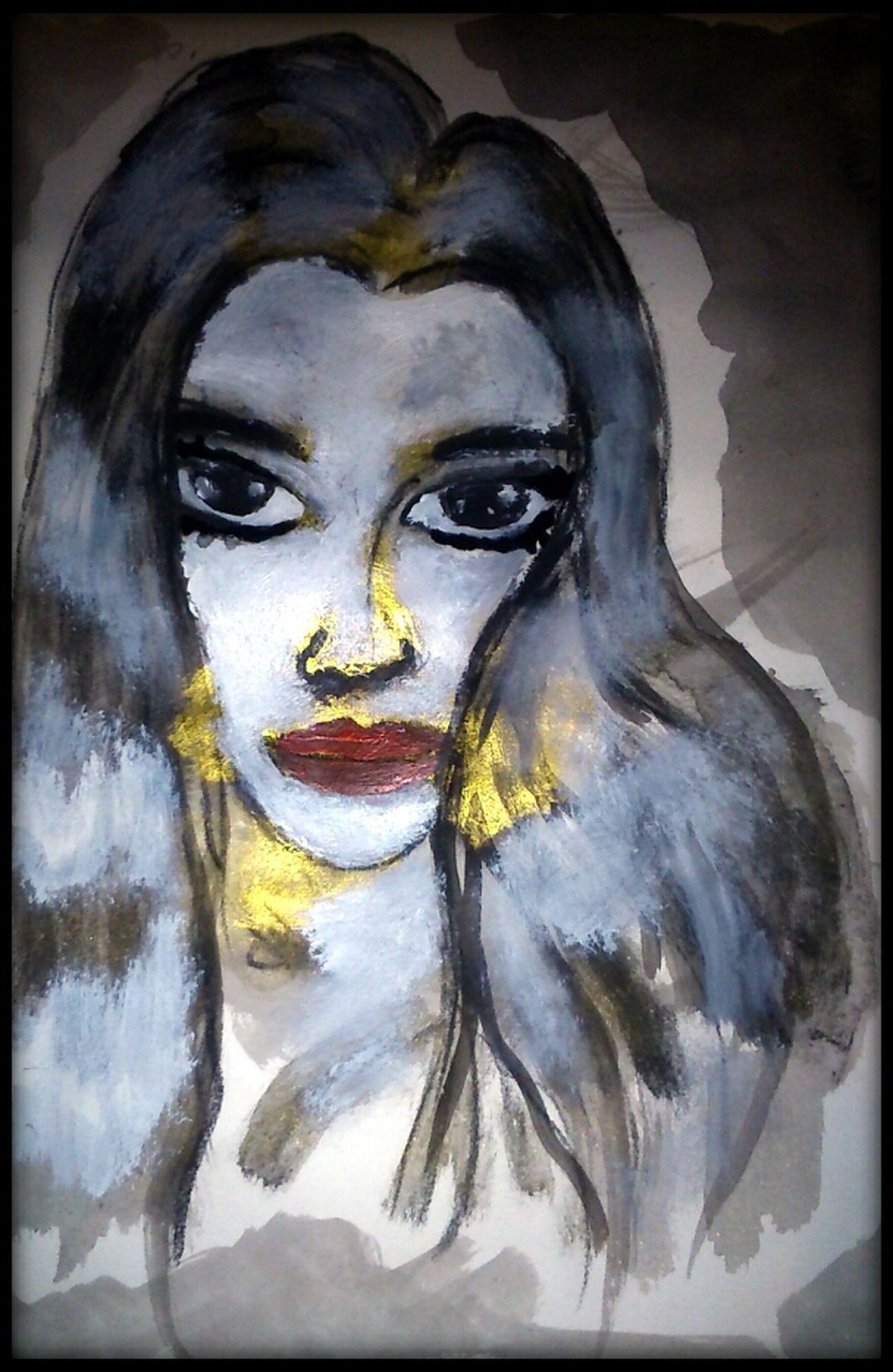 Artistic Human Representation Art And Craft Myartwork Drawing - Art Product Drawing - Activity Sketch