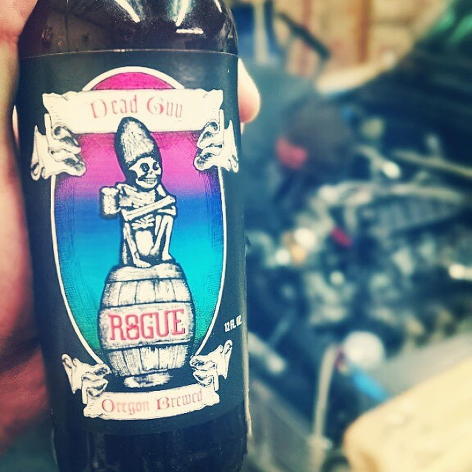 Somewhere there is an @ablake211 1,000+ HP '65 Nova II being reassembled. Beer NOVA Deadguy Merica Purplegrape Wheelstands @thebeernation @terrible_tomas
