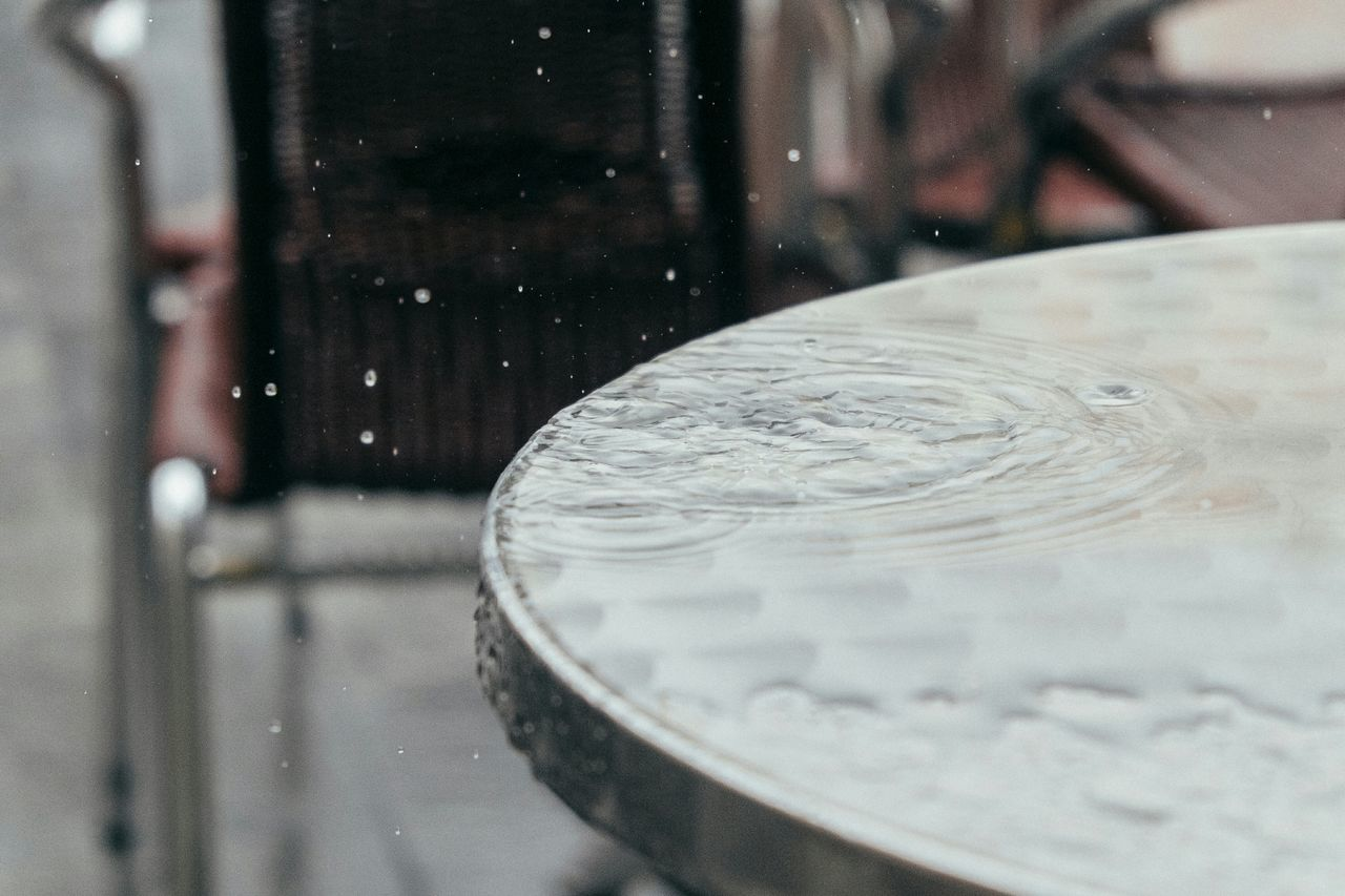 Beautiful stock photos of table, Day, Drop, Falling, Motion