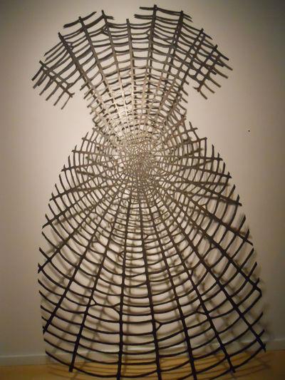 Arts Gallery North America Downtown Canada Toronto Artists Inlay Iron Shadow Barbara Hunt De Luca Fine Art Gallery