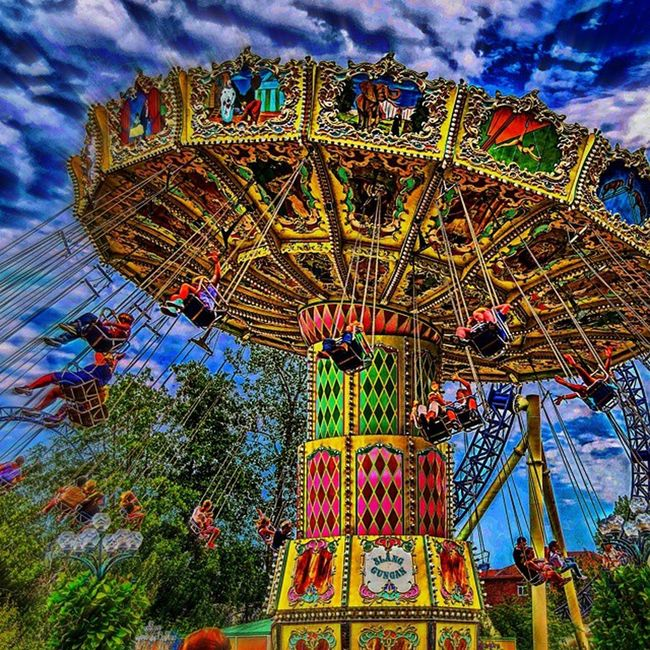 Liseberg Gothenburg Sweden Havingfun Loves_sweden Summer Goteborg EyeEm Goteborg Amusment Park Amusementpark Amusement Parks
