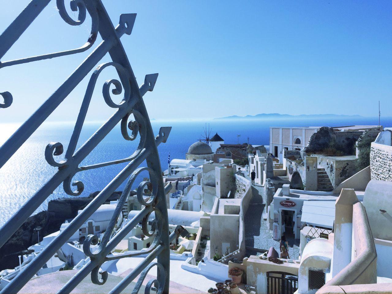 Santorini Cyclades Greece Wanderlust Oia