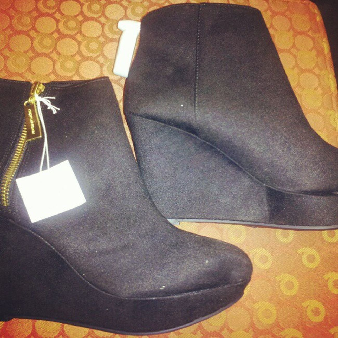 Christian Siriano wedge booties IWant Bootlove Christiansiriano Payless shoelove