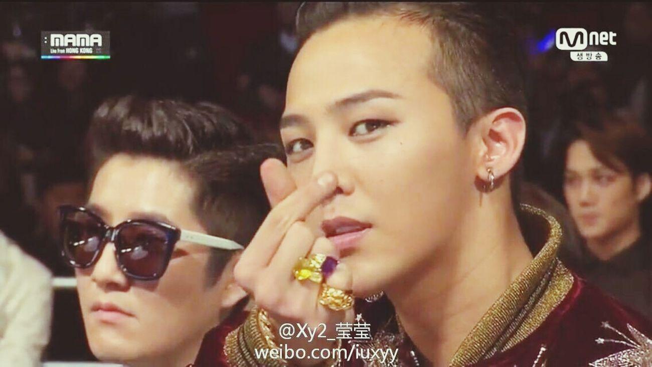Mama2014 GD Love Finger Yg Finger