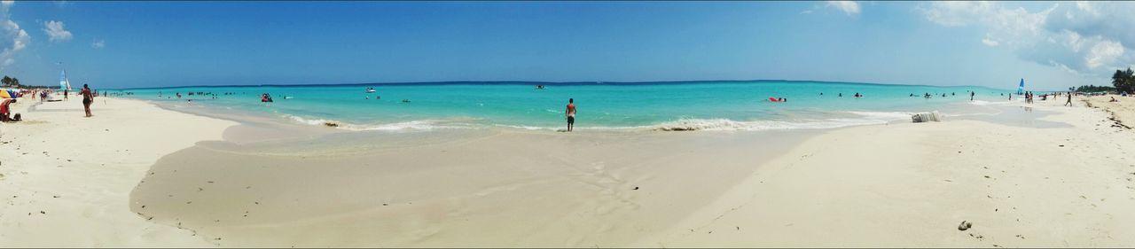 Playa BeachPanorámica Cuba Libre The Great Outdoors - 2015 EyeEm Awards Holyday POV