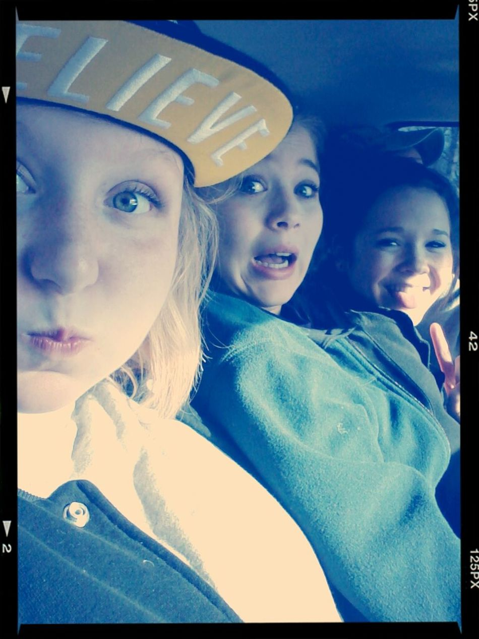 Three Musketeers :)